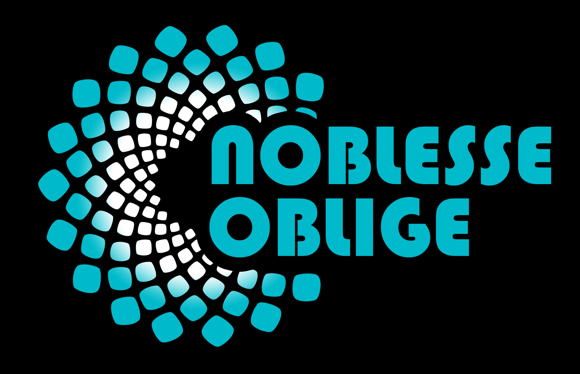 noblesse oblige family logo