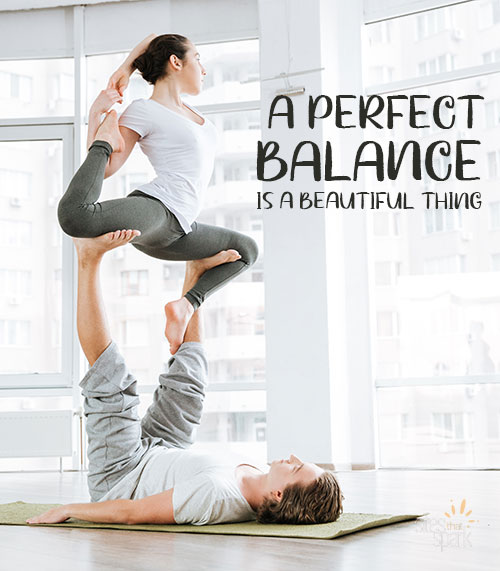 We build website with perfect balance - its a beautiful thing!