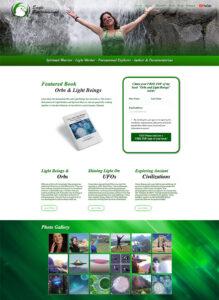 Elizabeth Eagle Web Site Design and Build